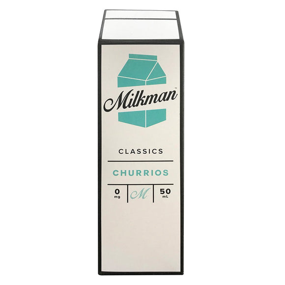 The Milkman - Churrios E Liquid-Fogfathers