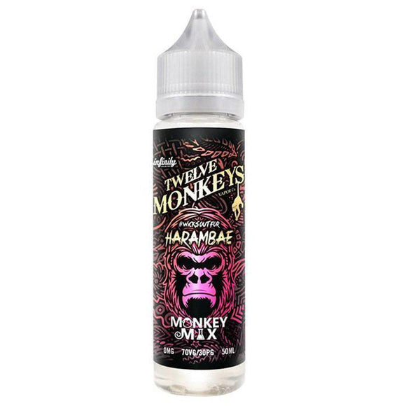 Twelve Monkeys - Harambae E Liquid-Fogfathers