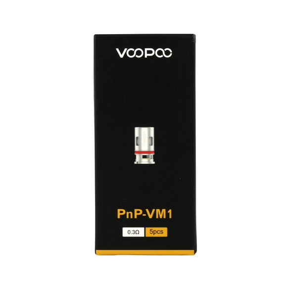 Voopoo PnP Replacement Coils-Fogfathers