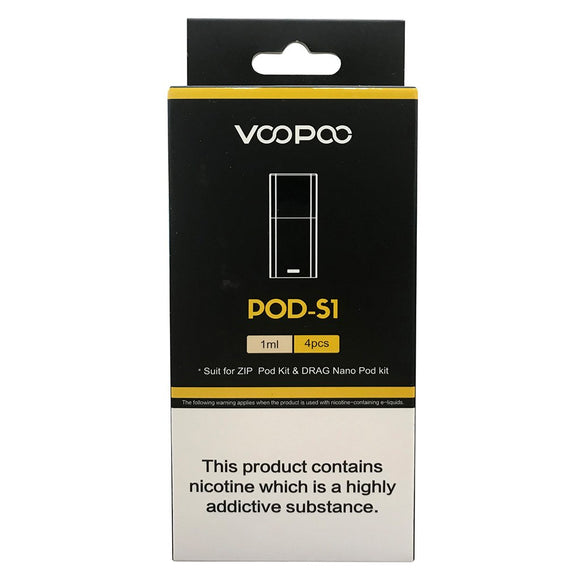 Voopoo Pod-S1-Fogfathers