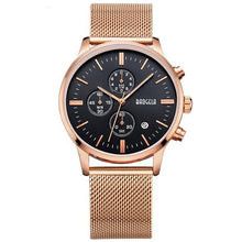 Special Edition Rose Gold BAOGELA Watch - Luxury Watches Shop
