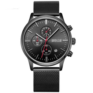 Special Edition Black BAOGELA Watch - Luxury Watches Shop