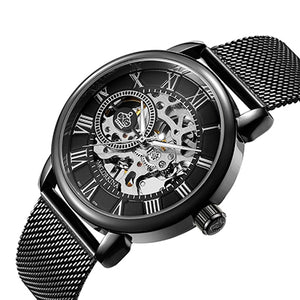 Black ORKINA Watch - Luxury Watches Shop
