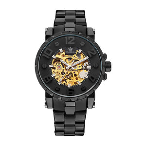 Special Edition Black ORKINA Watch - Luxury Watches Shop