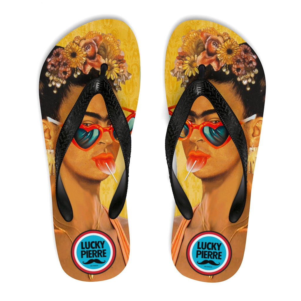 Club Kid Frida Flip-Flops