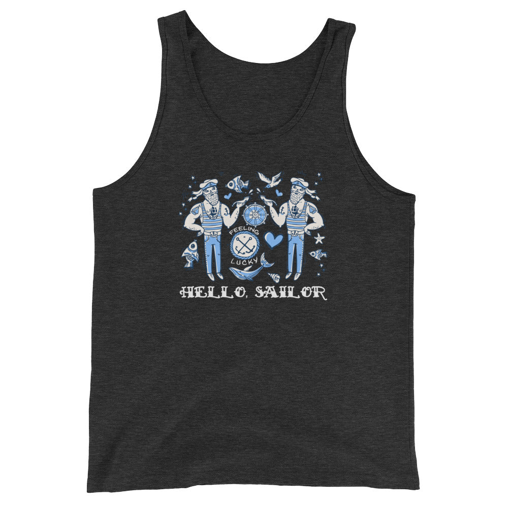 Hello Sailor Tank