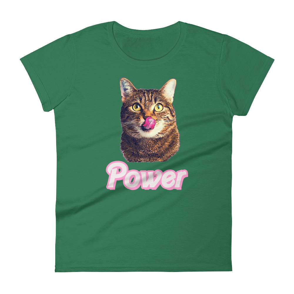 Pussy Power Tee