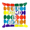 The Fomo Is Real Throw Pillow