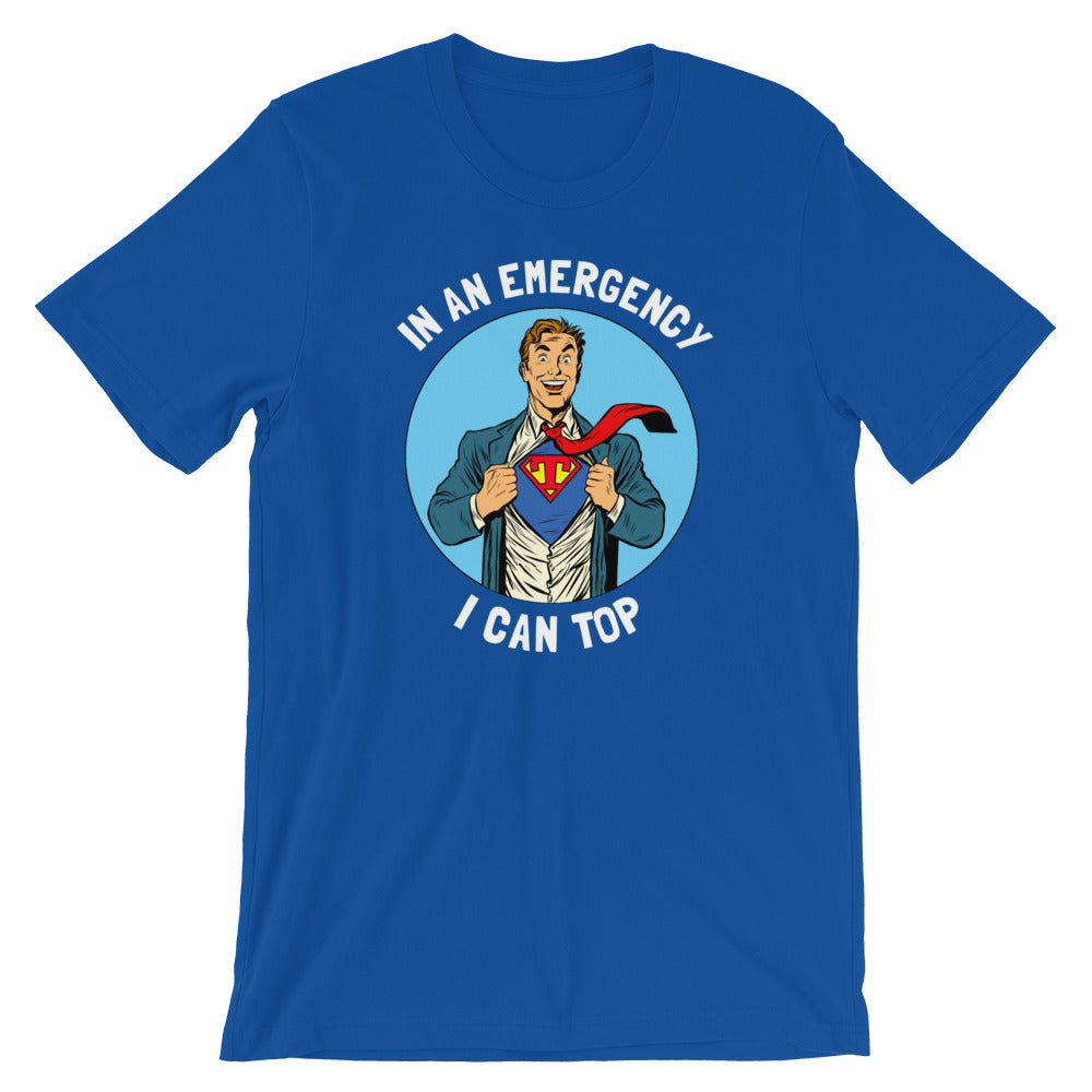Emergency Top Tee