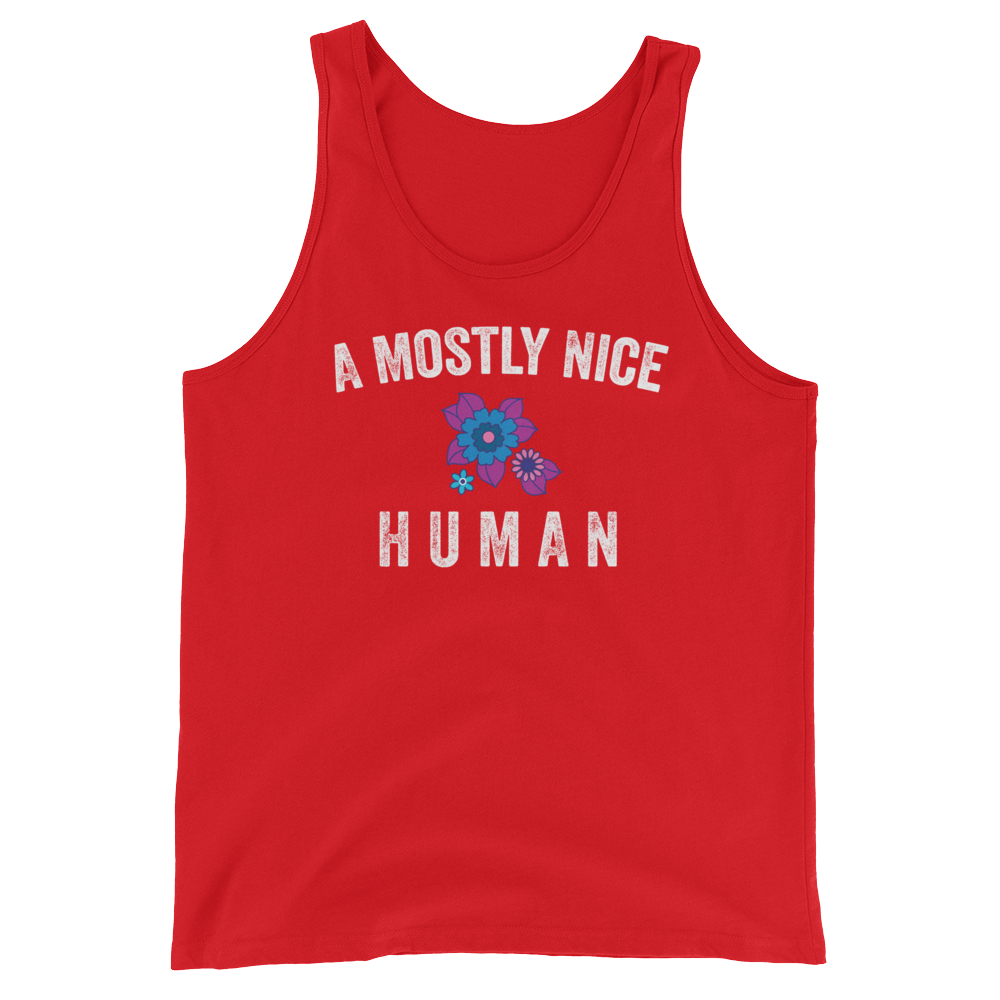 A Mostly Nice Human Tank