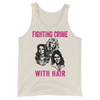 Fighting Crime With Hair Tank