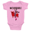 Matadorable Onesie