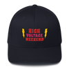 High Voltage Weekend Flexfit Cap