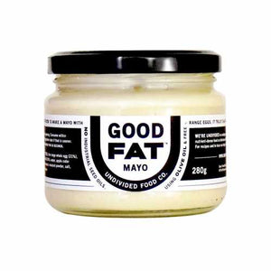 Olive Oil 'Good Fat' Mayonnaise