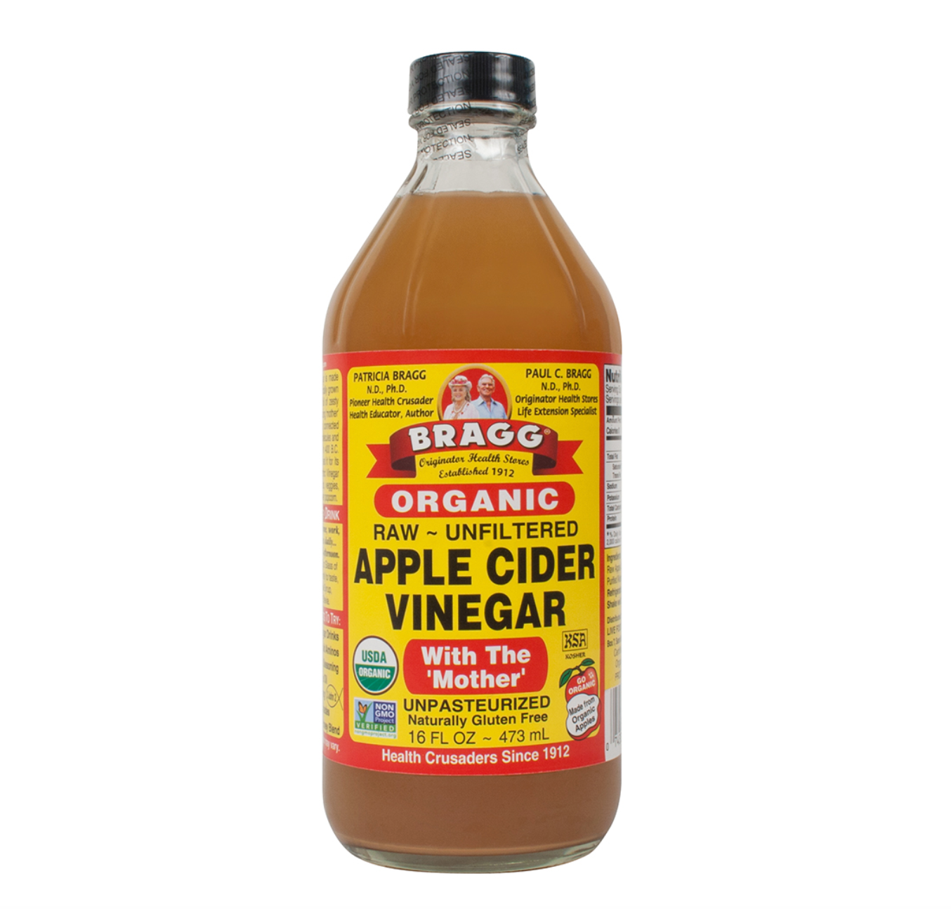Raw Apple Cider Vinegar