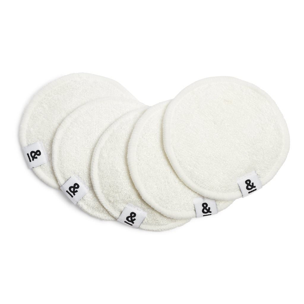 Bamboo Cotton Make-up Remover Pads