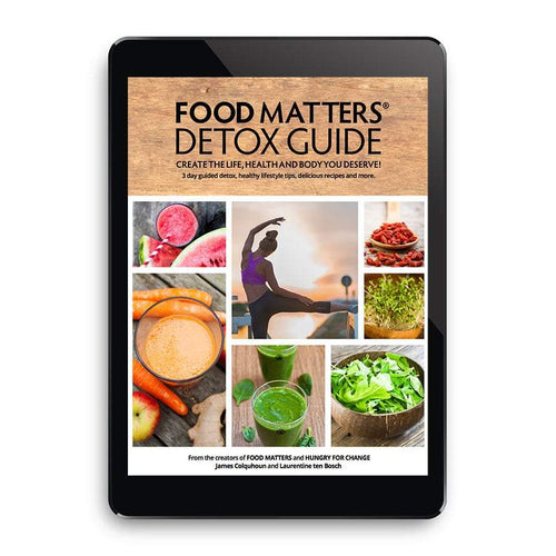 Food Matters Detox Guide Ebook