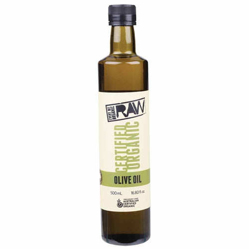 Organic Cold-Pressed Olive Oil