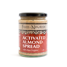 Sprouted Almond Spread