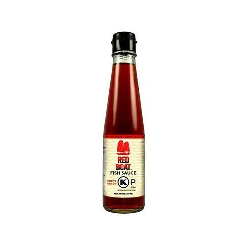 Traditional Fermented Fish Sauce