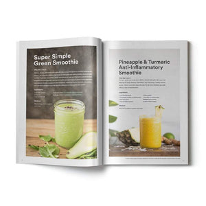 Juices, Smoothies & Soups With Medicinal Power
