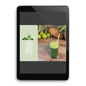 Food Matters The Recipe Book - Ebook Edition