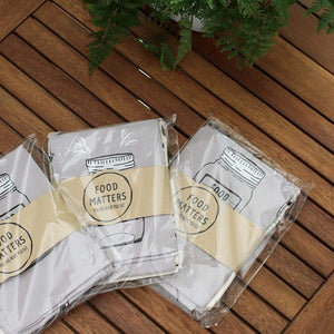 Organic Kitchen Towel Twin Pack