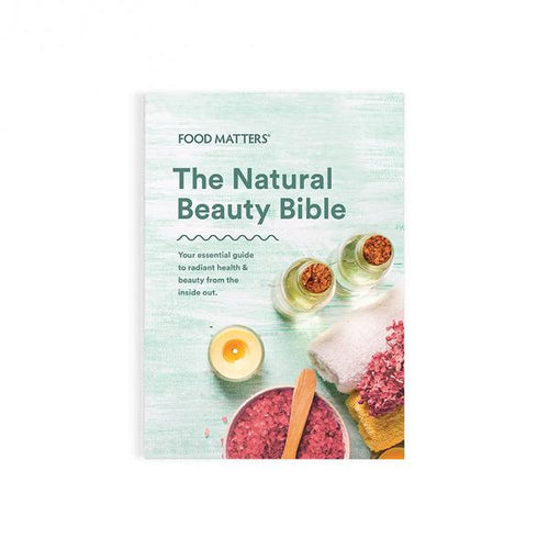 Food Matters Beauty Bible Book