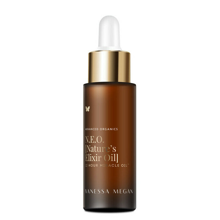 Vanessa Megan Nature's Elixir Oil