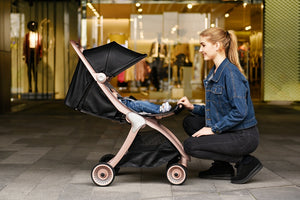 Luxury Foldable Strollers