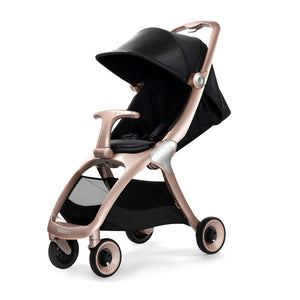 Gold Luxury Foldable Strollers