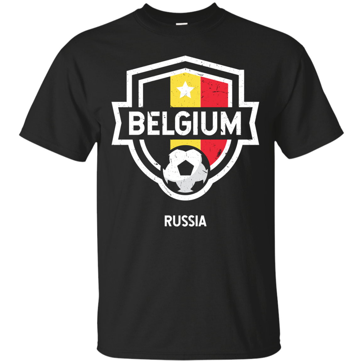Classic Belgium Football 2018 Team, Russia