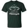 Image of I Don't Snore I Dream I Am A Motorcycle Shirt | Biker Shirt