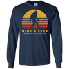 Image of Retro Hide & Seek World Champ Bigfoot Sun Tee - Believe!