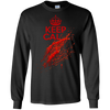 Image of Keep Calm Halloween Bloody Red Ballon Horror T-Shirt