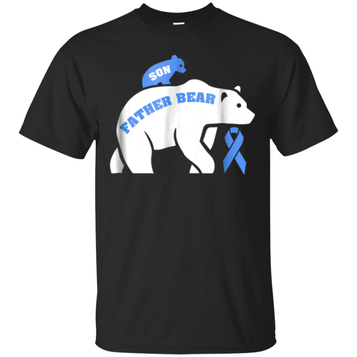Father - Present For Apraxia Awareness T-Shirt