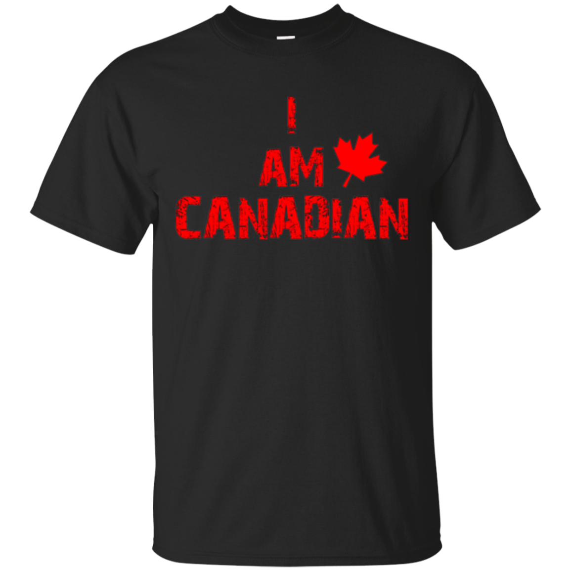 Canada 150 I am Canadian Celebrate Canadian Heritage T-Shirt