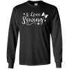Image of I Love Sewing Cute Sewing T Shirt for Mom Grandma