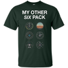 Image of My Other Six Pack Funny Pilot T-Shirt