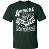Image of Awesome Sons Get Promoted to Big Brothers T-shirt