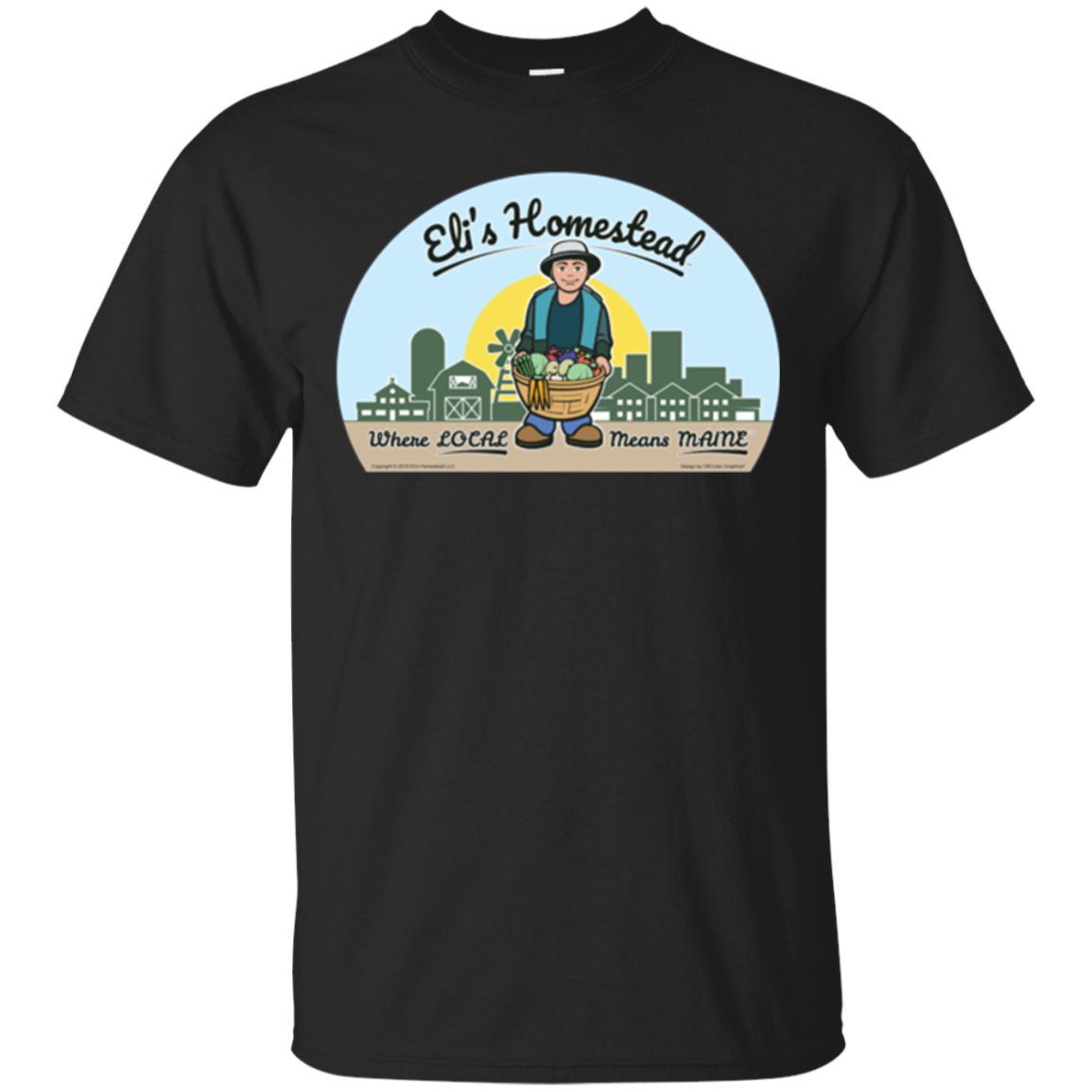 Eli's Homestead - Official Logo T-Shirt