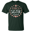 Image of Big Sister Again T-Shirt Cute Funny Gift Tee Siblings