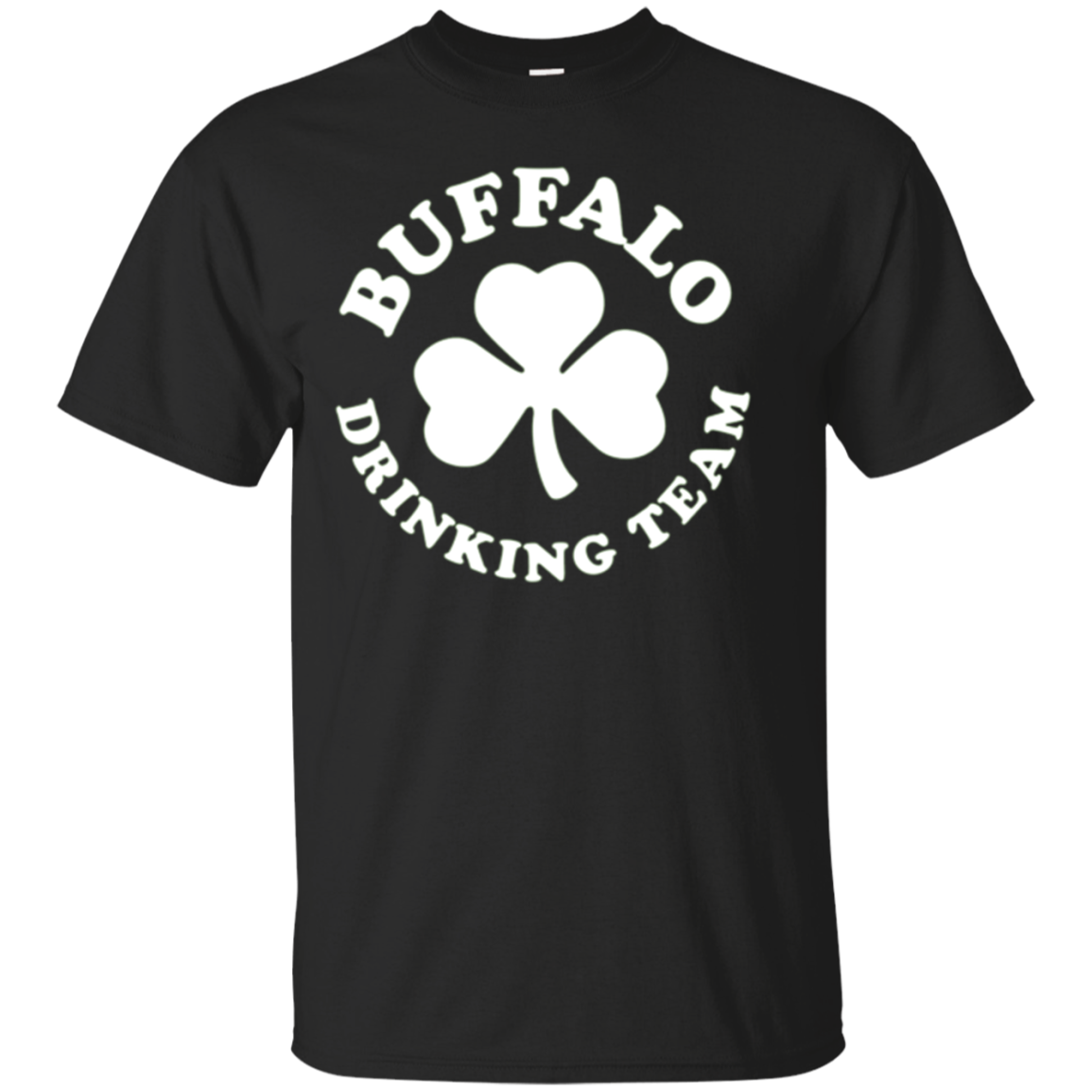 Buffalo St Patricks Day Shirt - Buffalo Drinking Team