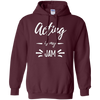 Image of Acting Is My Jam T-Shirt Funny Actor Actress Gift Shirt