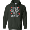 Image of I Have A Classroom Full Of Valentines Long Sleeve Shirt