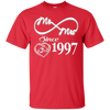 Image of 20 Years Anniversary Gift - Mr Mrs Since 1997 Shirt