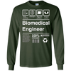 Image of Biomedical Engineer T-Shirt