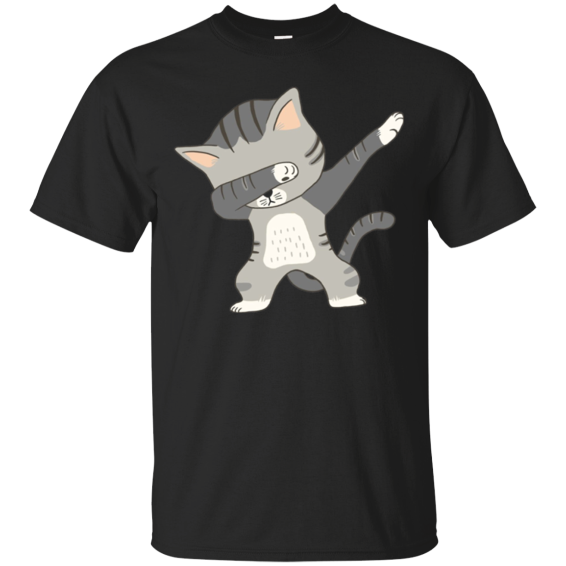 Dabbing Cat Shirt - Funny Cat Dab T-Shirt