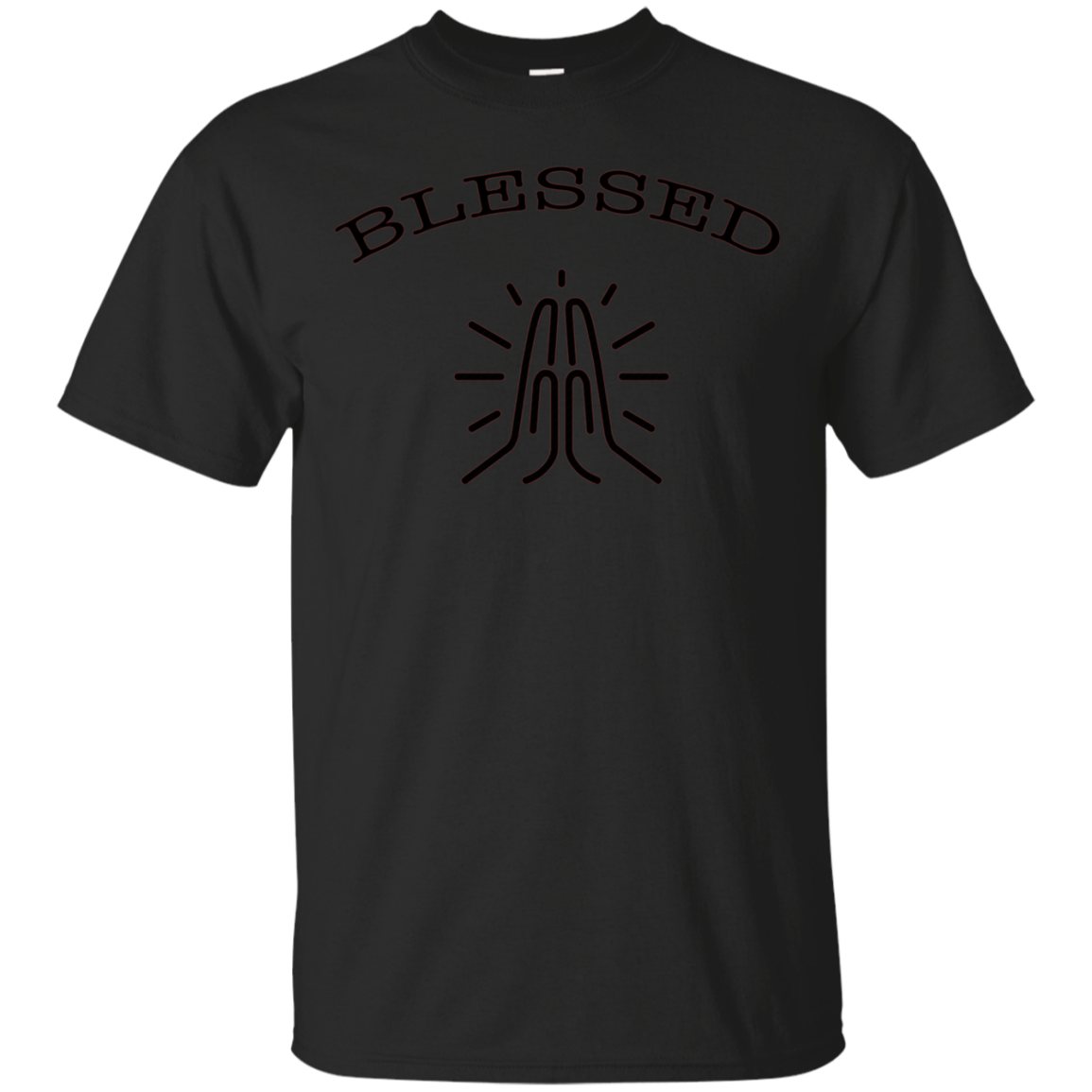 BLESSED T-Shirt, Men, Women and Youth Inspirational T-Shirt