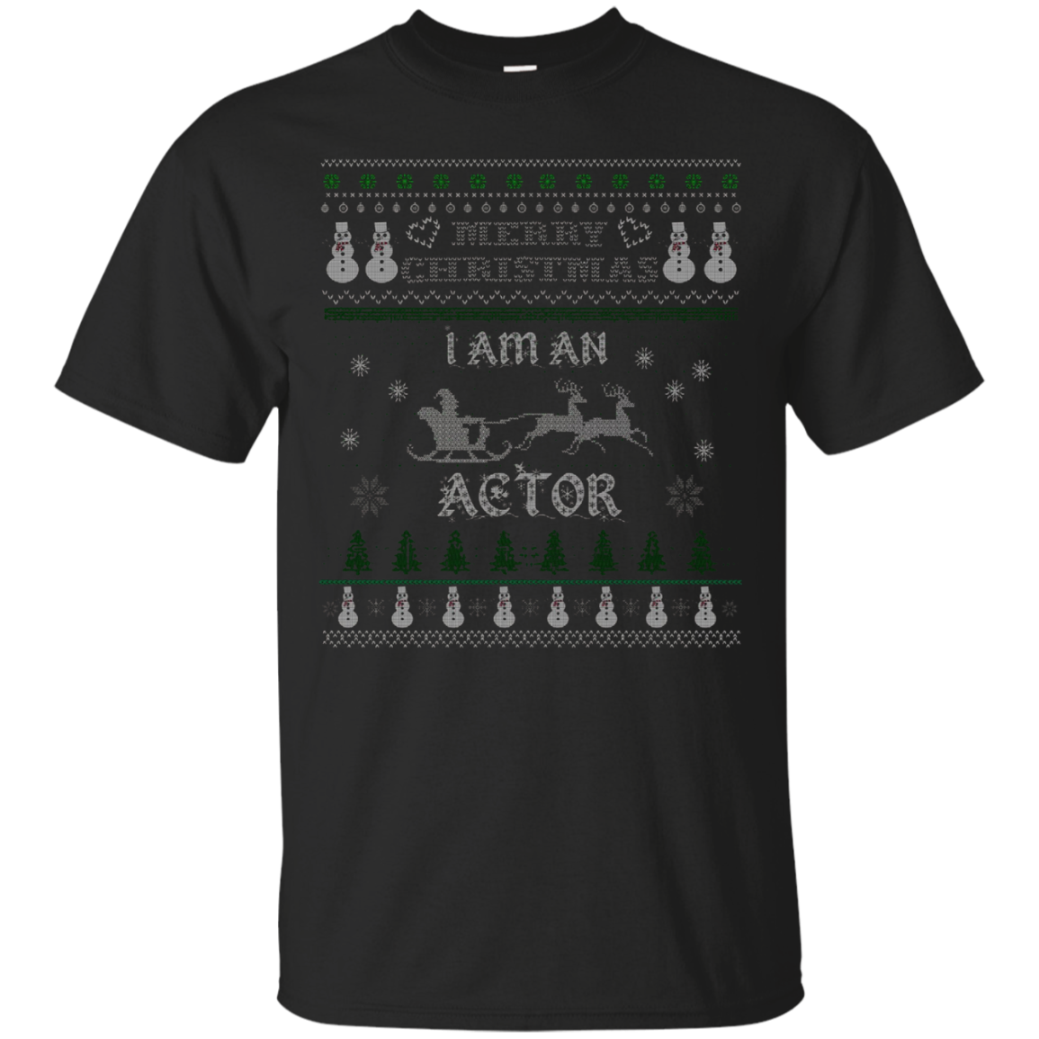 Actor Shirt Actors T Shirt Christmas Gift Women Men T-shirt